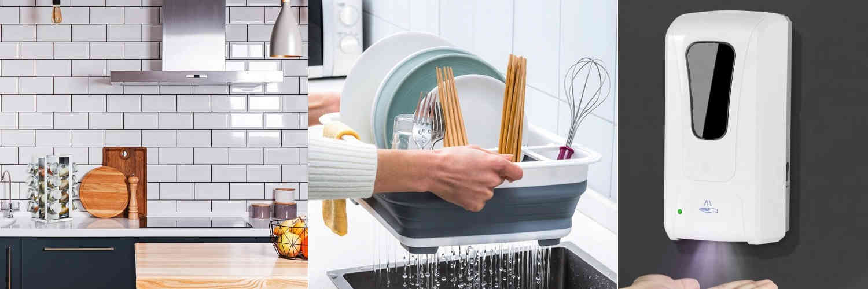 Virtuvės, stalo reikmenys